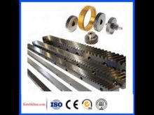 China Supplier Sliding Gate Gear Rack