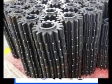 China Supplier Tap Holes Gear Rack