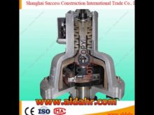 China Top Brand Construction Hoist Safety Brake Device