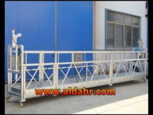 China ZLP series rope suspended platform