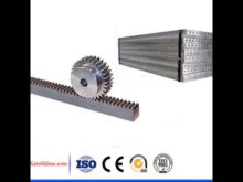 Chinese High Quality Rack Manufacturers,Gear Racks And Pinions For Cnc