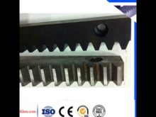 Chinese Manufacturer Of High Quality M8 Gear Rack For Construction Hoist