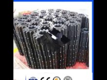 Cnc C45 M4 22*22*1005mm Hoist Spur Gear Rack For Machine
