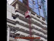 Construction Elevator, Construction Hoist Elevator Offered by Success 1