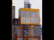 Construction Elevator for Building Construction on Sale