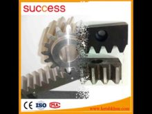 Construction Elevator Gear Rack, Durable Rack And Gear For Construction Hoist