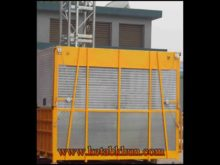 Construction Elevator Model Building Construction Hoist Hot Sales