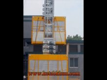 Construction Elevator Model Construction Hoist Building Construction Hoist