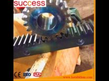 Construction Elevator Parts,C45 Steel Customized Oem Steel & Flat Gear Rack