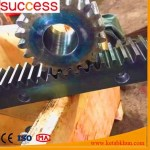 Construction Elevator Parts,C45 Steel Customized Oem Steel & Flat Gear Rack