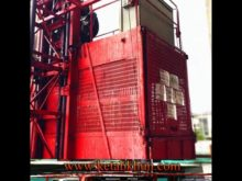 Construction Elevator With Ce Certificated,Construction Hoist For Sale