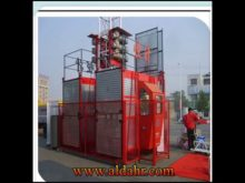 Construction Hoist Cage SC series