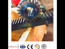 Construction Hoist Part M1 5 M2 M3 Gear Rack