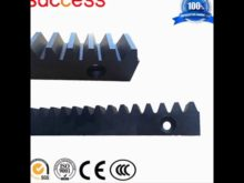 Construction Hoist Rack Pinion