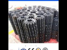 Construction Hoist Racks,Hardened Ground Gear Racks And Pinion