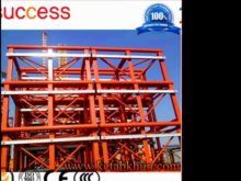 Construction Hoist Sc200 Construction Machinery Hot Saled in Vietnam