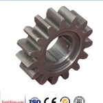 Construction Hoist Spare Parts, C45 Steel Gear Rack
