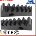 Construction Hoist Spare Parts Pinion Gear And Roller