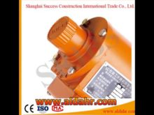 Construction Hoist Spare Parts Safety Device SRIBS