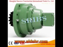 Construction Hoist Sribs Safety Device