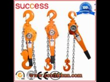 Construction Lifting Equipment for Sale Offered by Success
