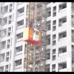 Construction Passenger Hoist,Outdoor Construction Elevator,Passenger&Material Elevator