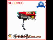 Crane Hoist Made in China by Success
