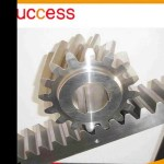 Custom Pinion Gears Ring & Crown Gear Wheels / Stainless Steel Rotating Gear Ring