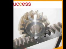 Custom Plastic Rack Gear/ Plastic Rack And Pinion Gears Construction Hoist Gjj Gear Rack