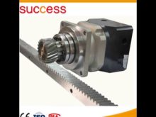 Customized High Quality Rack Gear Wood Tools Rack And Pinion/Hot Sales Straight 20teeth Rack