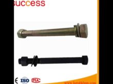 Drill Gear Shaft