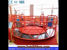 Easy Installation Tempory Suspended Platform