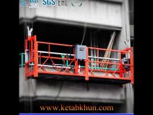 Economic Zlp1000 Suspended Working Platform