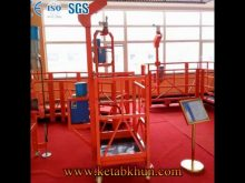 Electric Chimney Suspended Access Platform