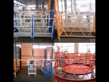 Electric Lifting Suspended Platform
