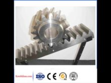 Electric Motor Plastic Spur Gears Suppliers