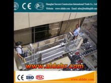 electric motor single phase 50hz 220v suspended platform