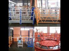 Electric Motor Swing Stage/Cradle