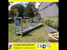 Electric Scaffolding|Electric Scaffold Platforms|Electric Suspended Scaffolding