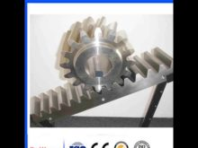 Elevator Alloy Gear Rack