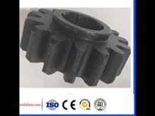 Elevator Parts Gear Rack And Pinion For Construction Hoist Elevator Parts