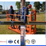 Facade Zlp Crane Loading Platform