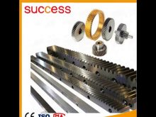 Factory Directly Supply Grinding Teeth Certified Racks And Pinions