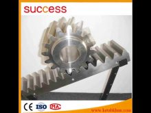 Factory Iso Ce Rosh Sgs Certified Metal Spur Gears And Racks