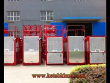 Factory Supplier Popular Construction Material Hoist