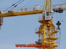 Flat Top Jib Crane Without Top with Load 6t