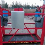 For Decoration 630kg, Aerial Suspended Platform