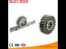 Forging Steel Rack And Pinion Gears