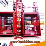 Freight Elevator Constructionconstruction Hoist Elevator/Elevation Platforms For Construction