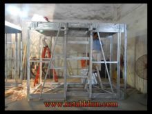 Frequency Inverter Materials and Passengers Construction Building Hoist